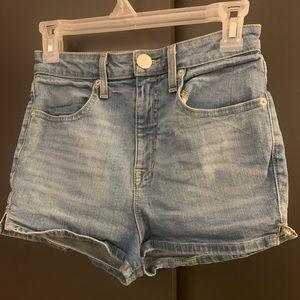 Urban Outfitters BDG Jean/denim high rise shorts